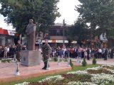 Откриха паметник на Васил Левски в град Стамболийски