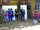 Зам. Областният управител Петър Петров отбеляза 1-ви юни с децата от Център за обществена подкрепа