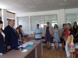 Наградиха най-грамотните ученици от състезанието по български език Св. Иван Рилски