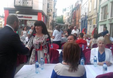 The ethnoses in Plovdiv gathered at the ritual dinner Iftar