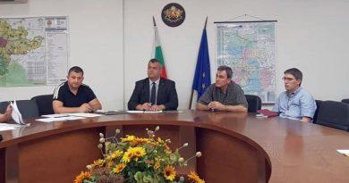 Проведе се второто заседание на Транспортната комисия за промени в транспортната схема на област Пловдив