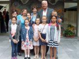 Деца от Санкт Петербург гостуват на Област Пловдив по покана на областния управител