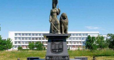Паметник на загиналите във войните за национално обединение откриха в гр. Раковски