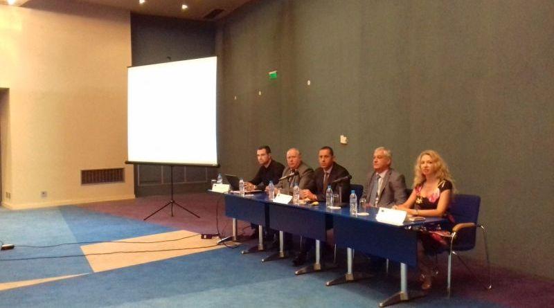 Зам. областният управител Петър Петров участва в информационна среща Насърчаване на предприемачеството по ОПИК 2014-2020