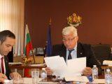 Областният управител Здравко Димитров разговаря с Генералния консул на Република Турция в Пловдив Хюсеин Ергани