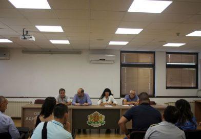 Обявено бедствено положение на територията на Област Пловдив