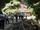 Областният управител и експерти направиха инспекция на районите с поражения от дъждовете