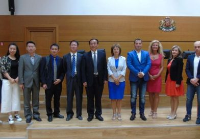 An official Chinese delegation from Hainan Province visited Plovdiv region