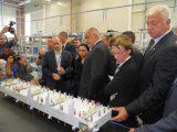 Областният управител присъства на откриване на завода за самолетни части Latecoere