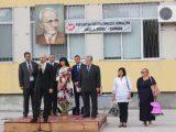 Заместник областните управители Евелина Апостолова и инж. Димитър Керин бяха специални гости на първия учебен ден в район Западен