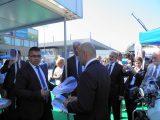 Областният управител Здравко Димитров присъства на тържественото откриване на 74-я Международен панаир – Пловдив