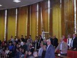 Областният управител Здравко Димитров преряза лентата на новата мултифункционална зала в УХТ