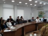 Работна среща, свързана с усъвършенстване на работните процеси