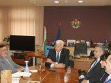 Иранският посланик на официално посещение в Областна администрация – Пловдив