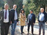 Областният управител и премиера направиха инспекция на възстановителните дейности на манастира Св. Петка и пътя Пловдив- Асеновград