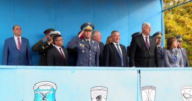 Областният управител взе участие в тържествата на 68-ма бригада Специални сили и Военновъздушните сили