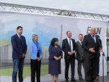 Областният управител поздрави мениджърите на ЕVN за изграждането на новата подстанция Евмолпия
