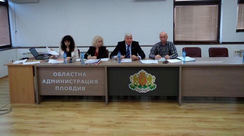 Извънредно заседание на Общото събрание на Асоциация по ВиК - Пловдив