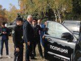 Областният управител и главният секретар присъстваха на празника на Регионална служба Военна полиция – Пловдив
