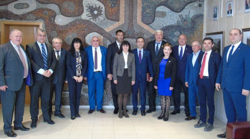 The Regional Governor of Plovdiv Region became an Honorary Member of the Club of Consuls in Plovdiv