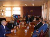 Областният управител се срещна с посланика на Кралство Нидерландия в България