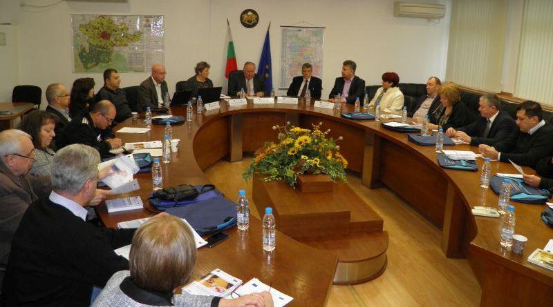 Областна администрация Пловдив бе домакин на работна среща по проект Подобряване на координационния механизъм за интеграция чрез добри практики и модели