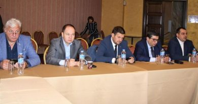 Областният управител взе участие в работна среща на областните управители