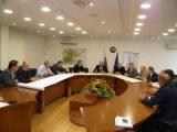 Областният управител се срещна с представители на сдружение Бизнесът за Пловдив във връзка с пътните проекти
