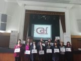 Областна администрация – Пловдив получи приза Ефективен CAF потребител