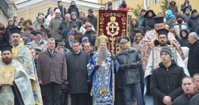 Заместник областните управители Димитър Керин и Петър Петров присъстваха на Великия Богоявленски водосвет на брега на река Марица