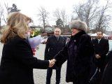 Заместник областният управител Евелина Апостолова присъства на тържественото честване на 171 години от рождението на Христо Ботев в Калофер