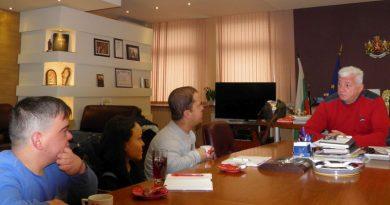 Областният управител се срещна с представители на Национална организация Малки български хора