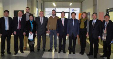 Заместник областният управител Петър Петров се срещна с делегация от Сиан