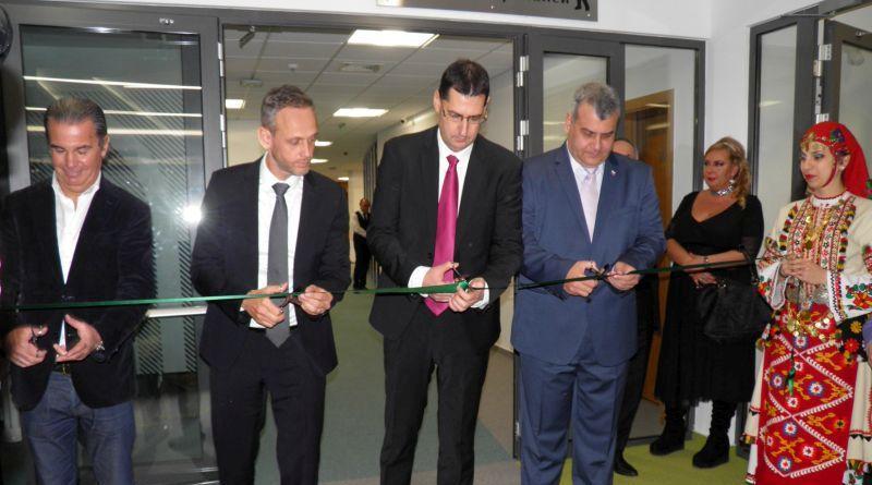 Заместник областния управител Димитър Керин прие почетен плакет за принос към създаване на условия за инвестиции в Пловдивска област