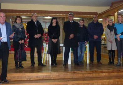 """Заместник областния управител Евелина Апостолова присъства на официалното откриване на изложбата """"Еврика"""""""