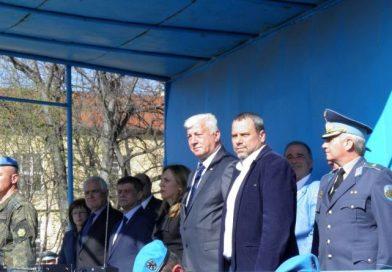 С тържествена церемония бе отбелязана 76-та годишнина от сформирането на Парашутната дружина и създаването на Българските сили за специални операции