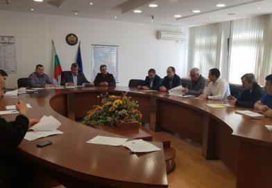 Заседание за промени в транспортната схема