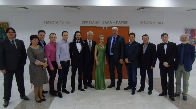 "The Gala spectacle ""SHOW OPERA"" left unforgettable impressions for the guests and the residents of Plovdiv"