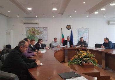 Заседание на Комисията за разглеждане и решаване на предложения за промени в транспортната схема на област Пловдив