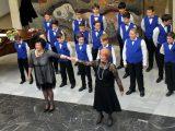 Областният управител Здравко Димитров аплодира Великденския концерт на съставите от Хорова школа Стефка Благоева