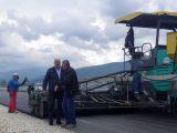 Областният управител инспектира пътя Пловдив – Асеновград