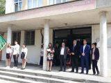 Заместник областният управител Димитър Керин присъства на тържеството на ПГКИТ Д-р Иван Богоров