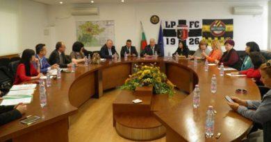 Областният управител присъства на работна среща за превенция на детската агресия