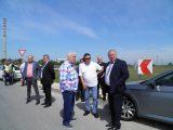 Областният управител и премиера Борисов инспектираха окончателното завършване на пътя Пловдив-Асеновград