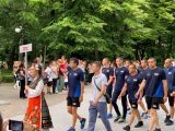 Областният управител приветства участниците в XLVII  Републикански преглед по пожароприложен спорт