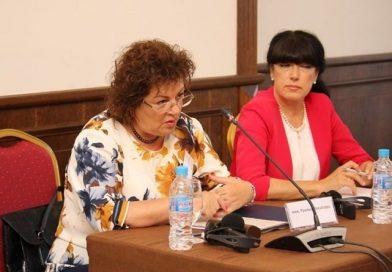 """Заместник областният управител Евелина Апостолова поздрави участниците в международната конференция """"Превенция на здравето – европейски политики и практики"""""""