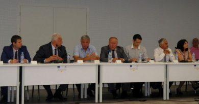 Областният управител Здравко Димитров председателства заседание на Регионалния съвет за развитие на Южен централен район