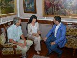Заместник областният управител Евелина Апостолова се срещна с депутати от парламента на Бавария