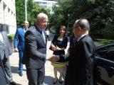 Областният управител посрещна високопоставена делегация от Китай  във връзка с 30-годишнината от побратимяването на област Пловдив и град Тиендзин
