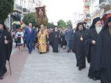 Областният управител участва в тържествата по случай празника на Митрополитския храм Света Марина